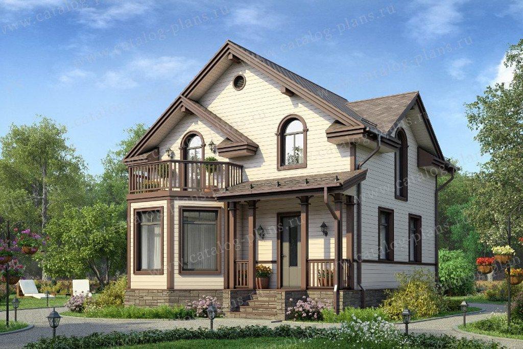 Заказать дизайн проект фасада дома