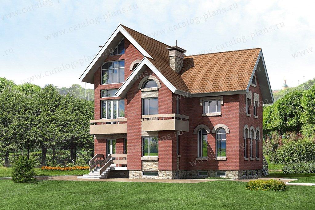 стоимость постройки кирпичного дома