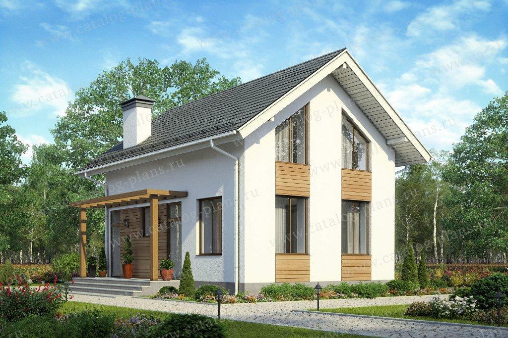 фото кирпичного дома одноэтажного