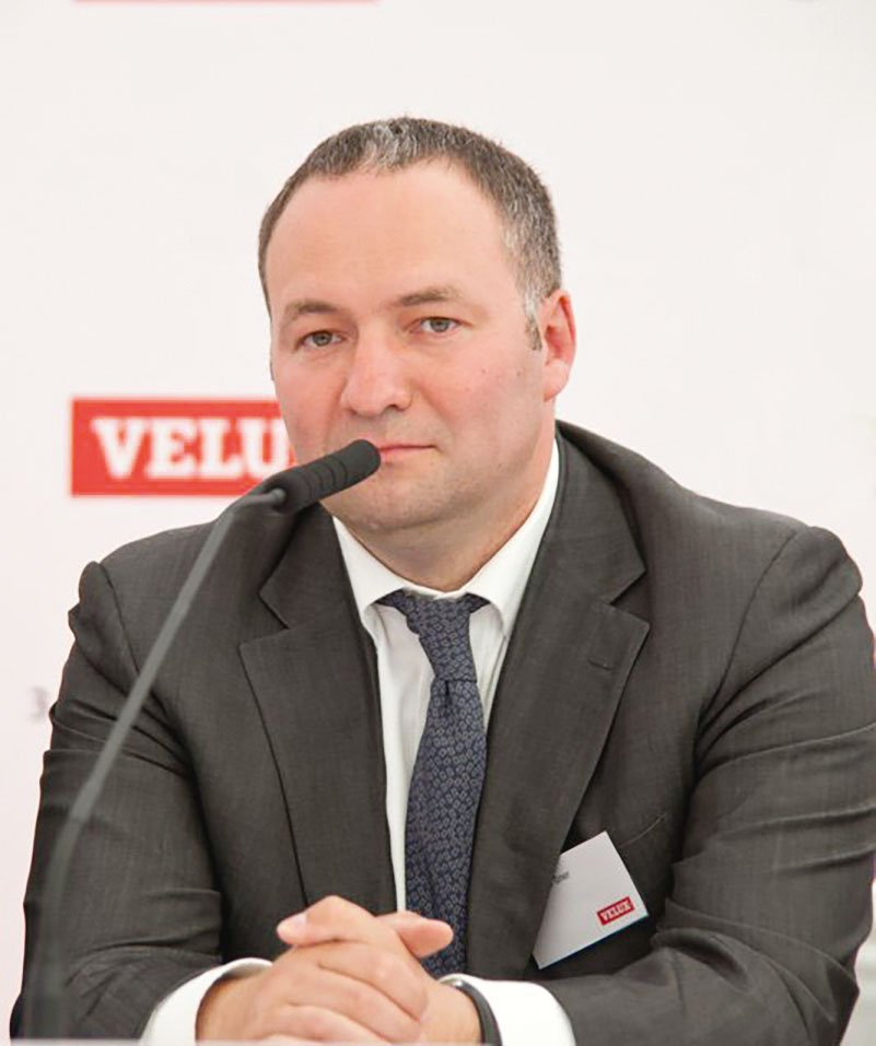 Олег Панитков, директор по развитию компании ВЕЛЮКС в России